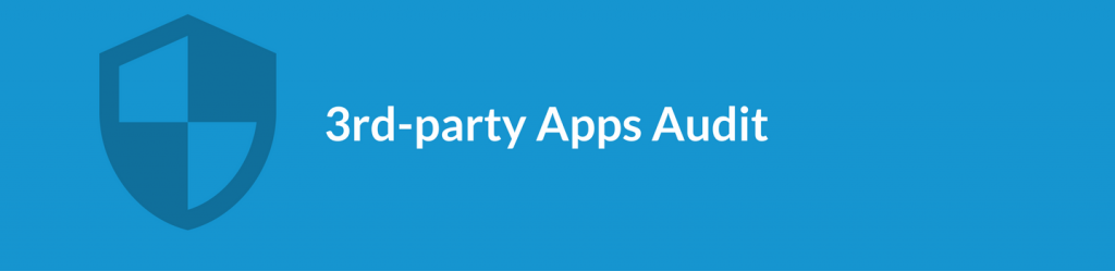 Spinbackup third party apps